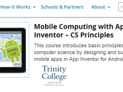 Mobile Computing with App Inventor – CS Principles