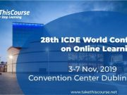 World Conference on Online Learning