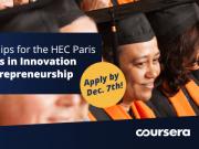 MSc in Innovation and Entrepreneurship