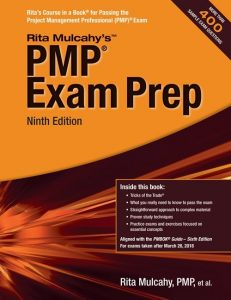 Rita Mulcahy's PMP Exam Prep Ninth Edition