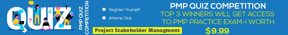 PMP Quiz Competition
