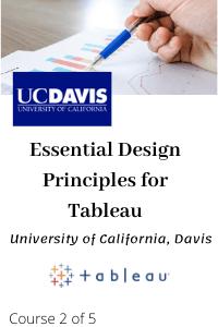 Essential Design Principles for Tableau