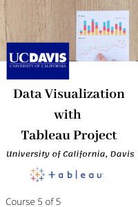 Data Visualization with Tableau Project