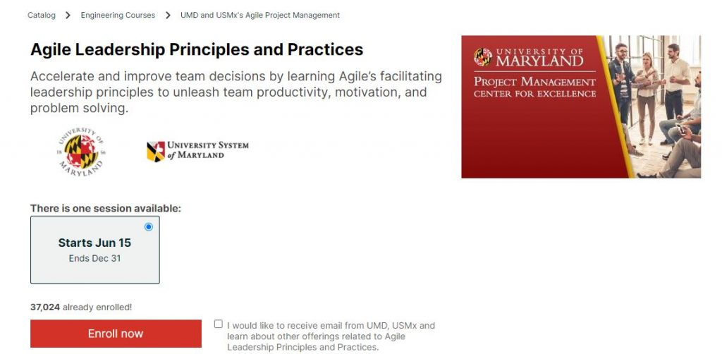 Agile Leadership principle and Practice