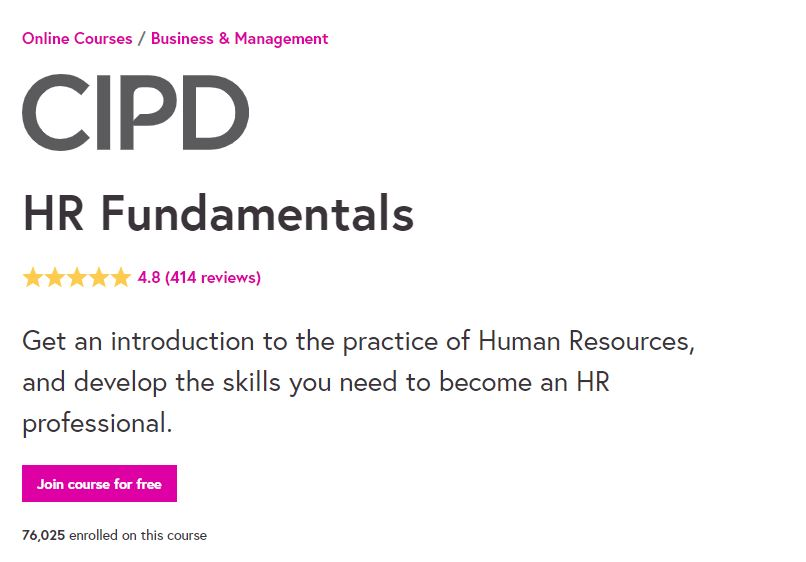 HR Fundamentals