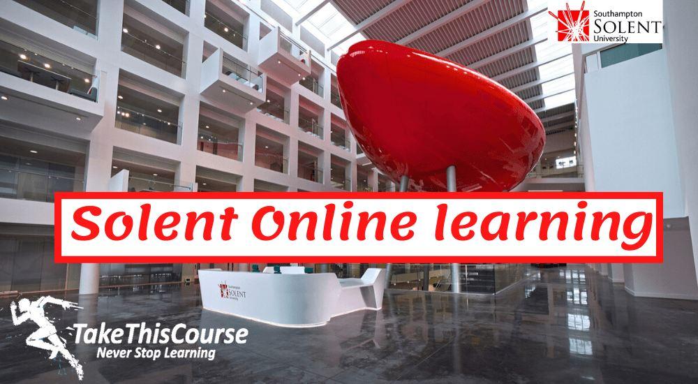 Solent Online learning