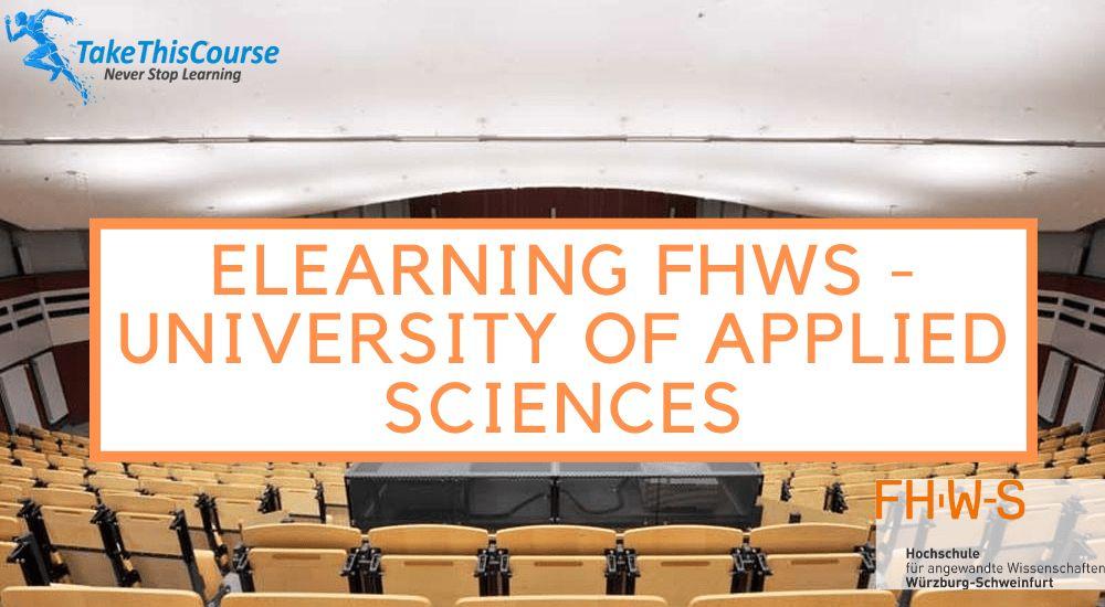 eLearning FHWS