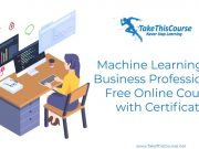 Machine learning for business professional