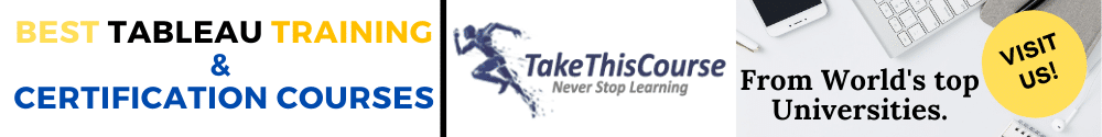 Guide to Tableau Desktop Certification