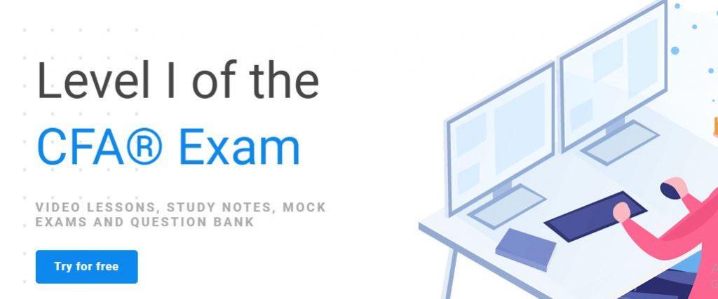 Level 1 of the CFA Exxam