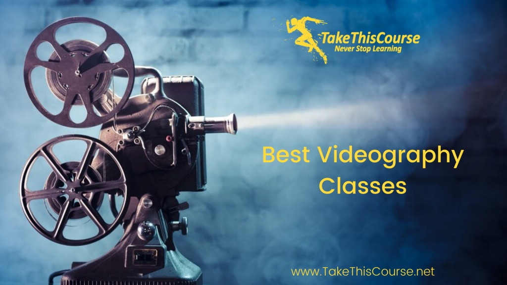 Best Videography Classes