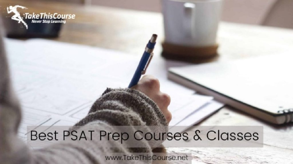 Best PSAT Prep Courses Classes
