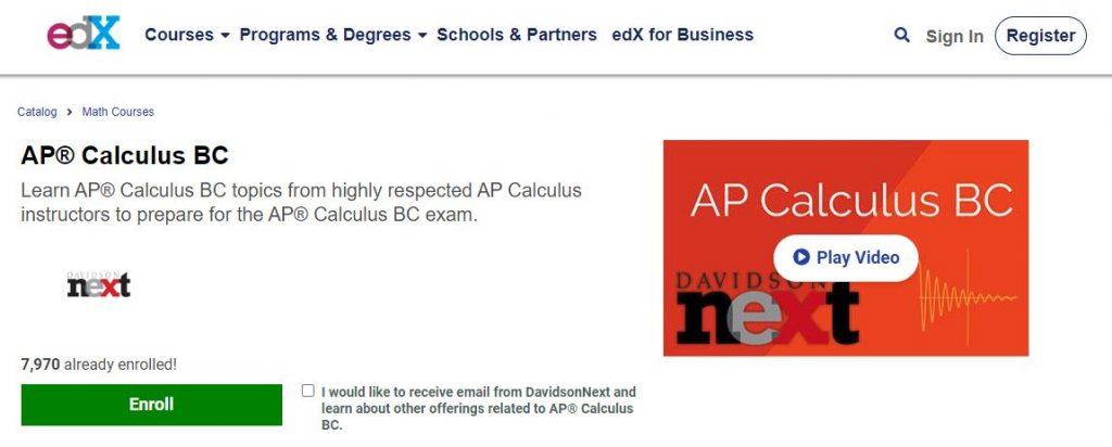 Calculus BC