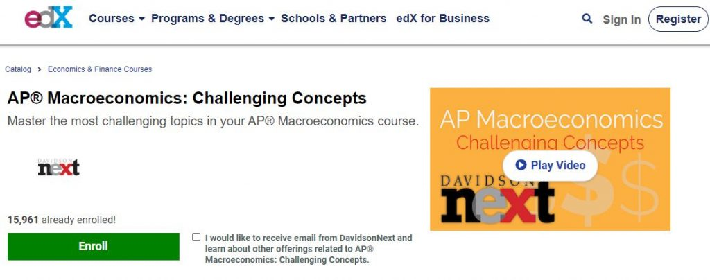 Challenging concepts