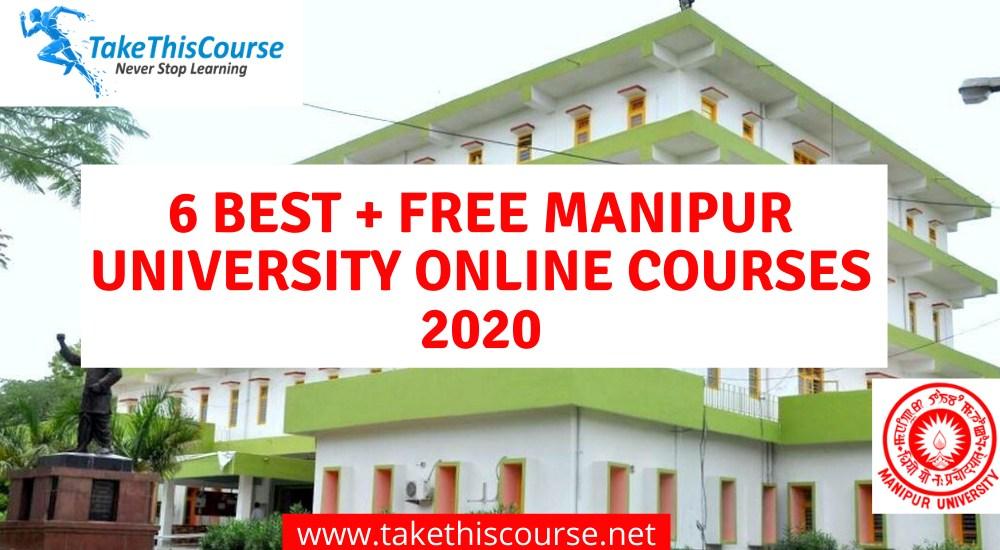 Free Manipur University Online Courses