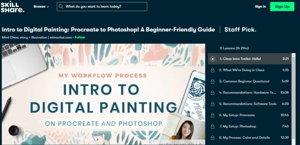 Introduction to Digital Painting