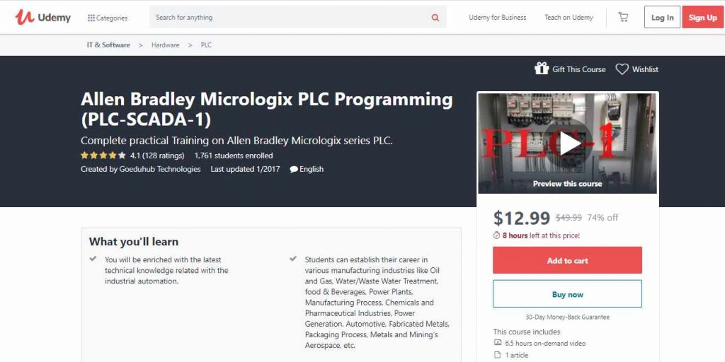 PLC Programing