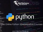 Python Specialization free