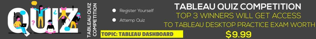 Tableau Quiz Competition