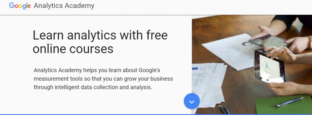 Learn analytics with free online courses