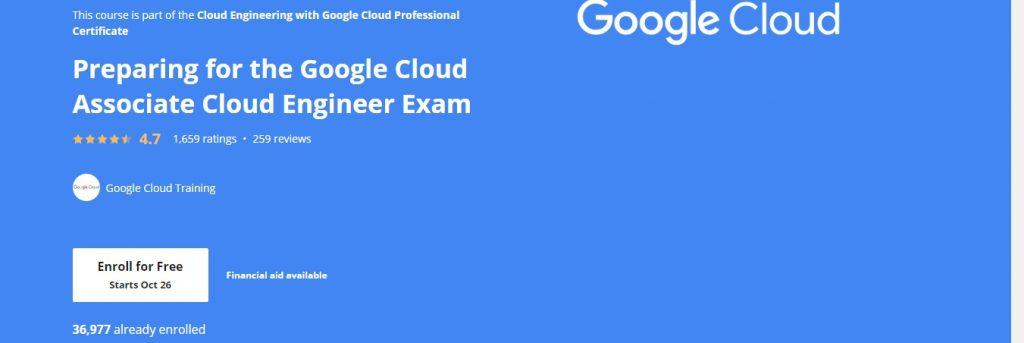 Preparing for the google cloud