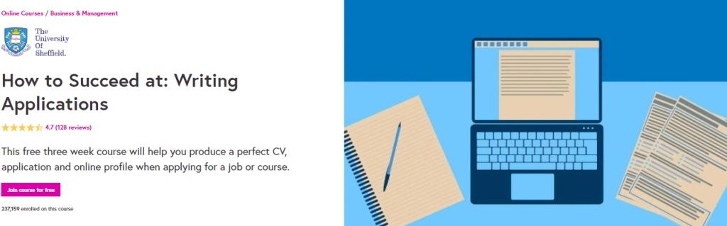 Writing Application