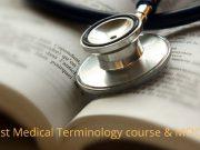 10 best Medical Terminology course MOOCs