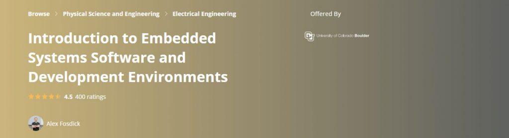 Embedded System Software