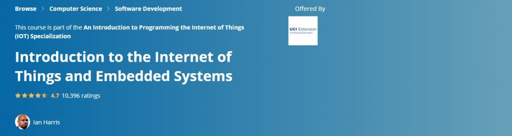 Intro to internet of things