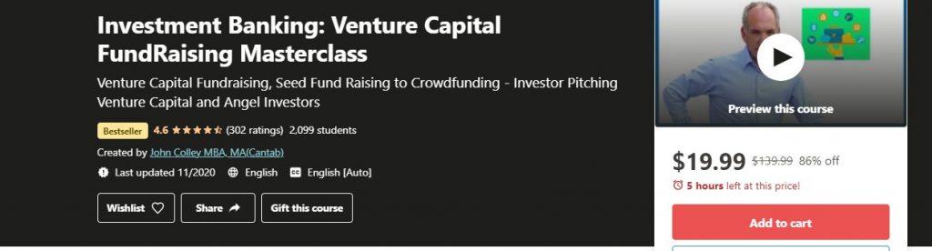 venture fund rising