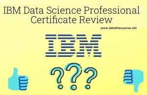IBM Data Science Professional Certificate Review