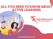 You need to know about active learning