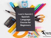 Lead in Spanish