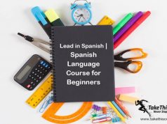 Lead in Spanish
