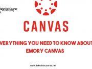 Emory Canvas