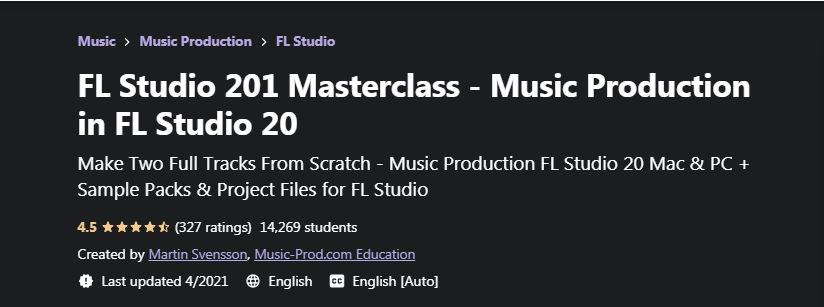 FL Studio 201