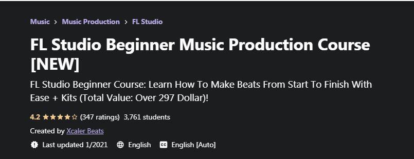 FL Studio Beginner