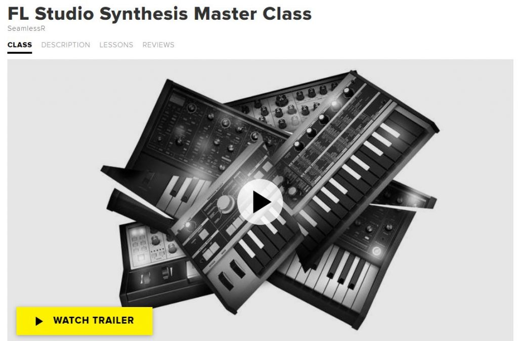 FL Studio Synthesis Master Class