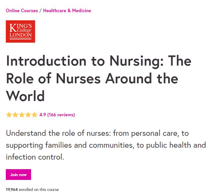 Introduction to nursing the role of nurses around the world