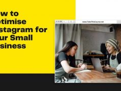 How to Optimise Instagram for Small Business