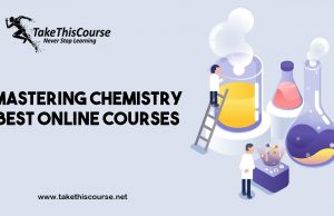 mastering Chemistry courses