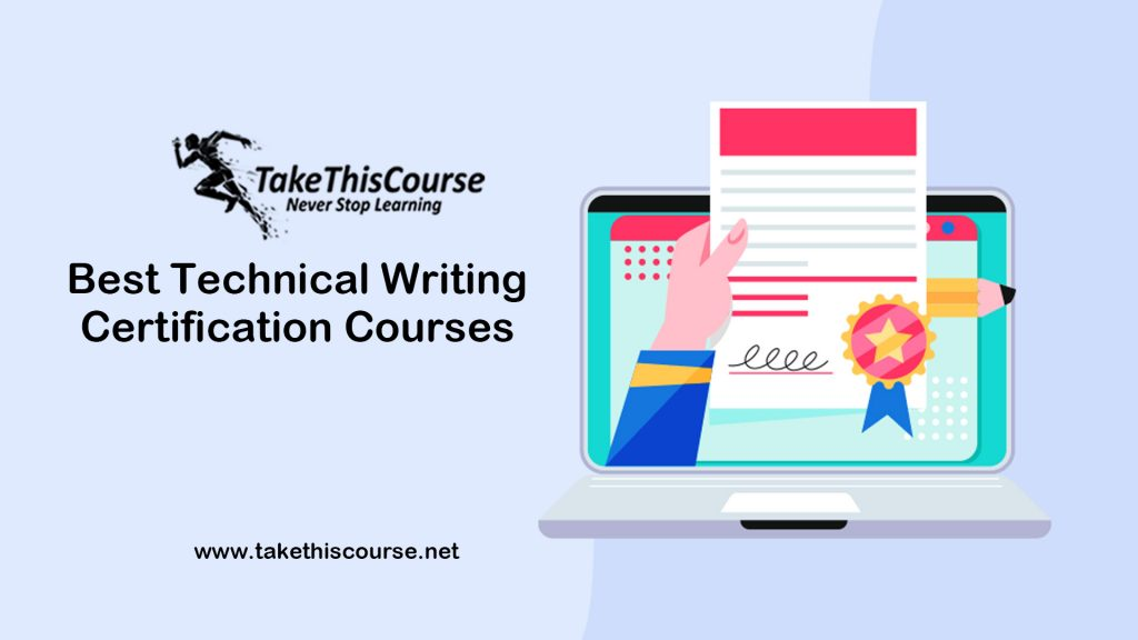 Technical writing Certification