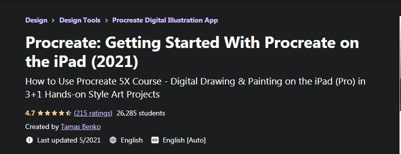 Getting started with Procreate