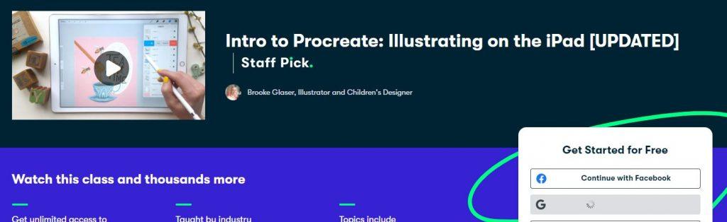 Intro to Procreate