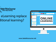Will eLearning replace traditional learning