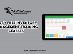 inventory Management training