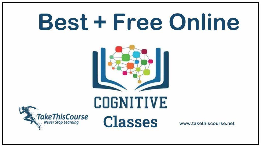 Cognitive classes