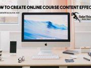 Online Course Course Effectiveness
