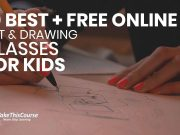 art and Design Classes for Kids