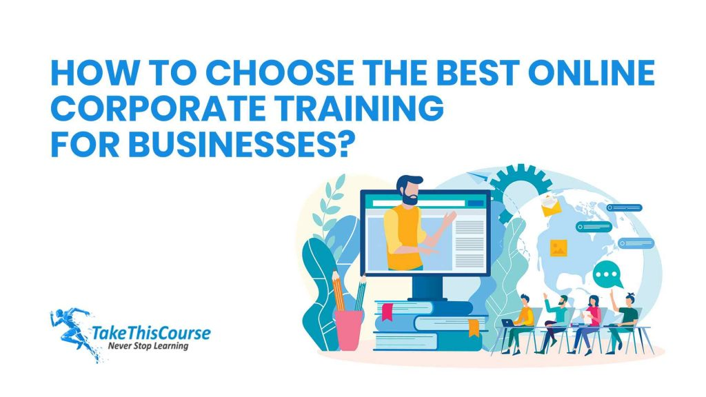 Corporate training For Business
